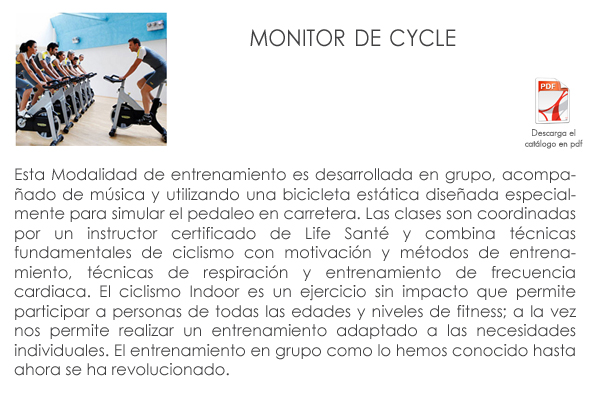 Monitor de Cycle